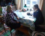 Интервью с Е.И. Анфаловой