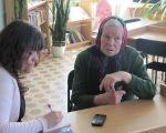 Интервью с С.И. Беляевой
